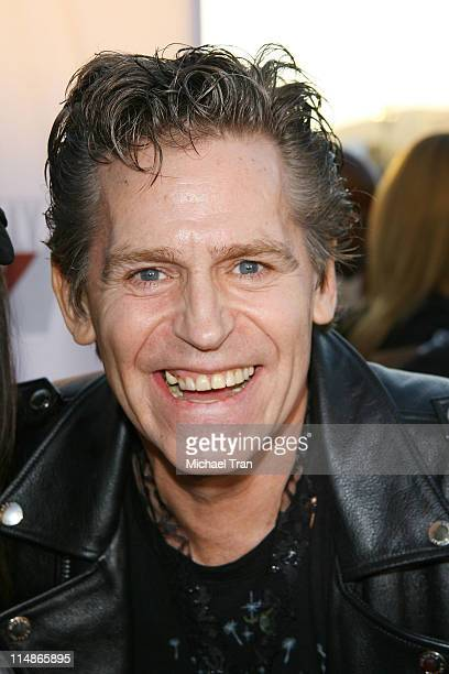 Jeff Conaway arrives at the FOX Reality Channel Really Awards held at Avalon Nightclub on September 24 2008 in Hollywood California