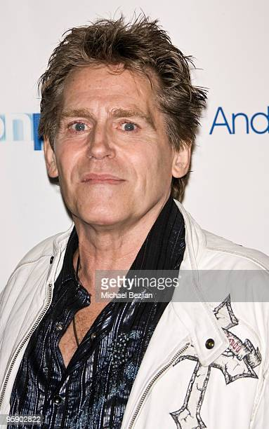Jeff Conaway attends the Andre Merritt ASCAP Awards AfterParty at the Hwood on April 22 2009 in Hollywood California