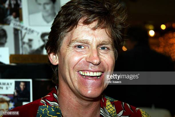 Jeff Conaway during Hollywood Collectors Celebrities Show June 28 2003 at Burbank Airport Marriott Hotel in North Hollywood California United States