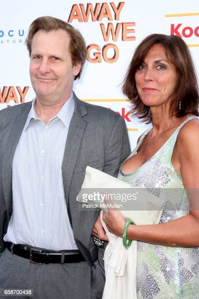 Jeff Daniels and Kathleen Treado attend The New York Premiere of AWAY WE GO at Landmark Sunshine Theatre on June 1 2009 in New York City