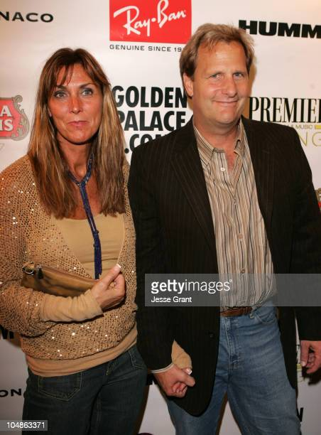 Jeff Daniels and wife Kathleen during 2005 Toronto Film Festival The Squid and the Whale After Party at Premiere Lounge at Club Monaco in Toronto...