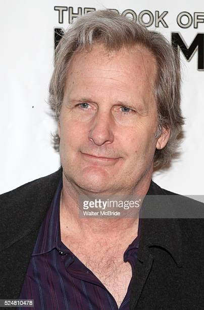 Jeff Daniels attending the Broadway Opening Night Performance of 'The Book Of Mormon' at The Eugene O'Neill Theatre in New York City