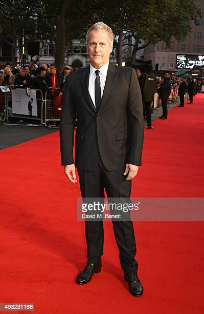 Jeff Daniels attends a gala screening of Steve Jobs on the closing night of the BFI London Film Festival at Odeon Leicester Square on October 18 2015...