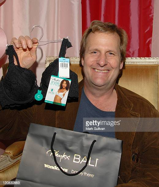 Jeff Daniels during Wonderbra at the Silver Spoon Beauty Buffet Day Two in Beverly Hills California United States