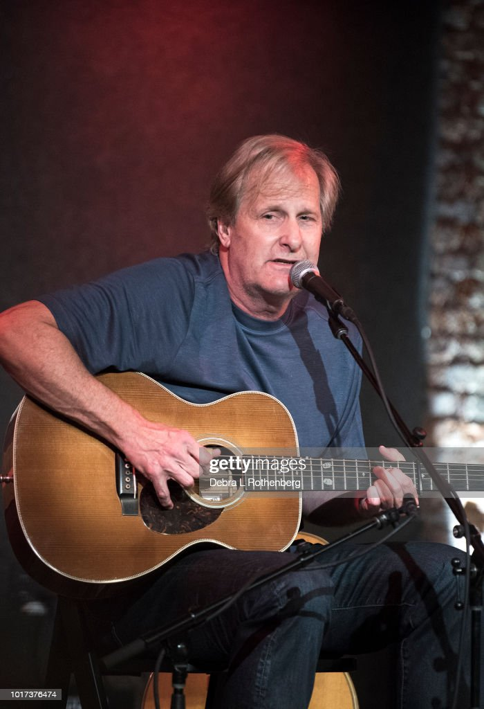 Jeff Daniels & Ben Daniels Band In Concert - New York, NY