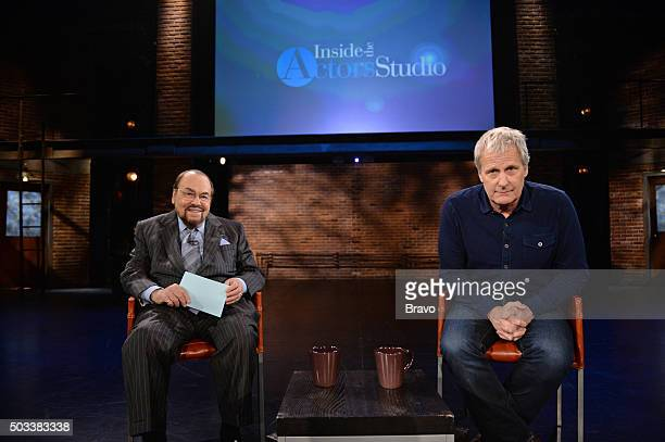 STUDIO Jeff Daniels Pictured James Lipton Jeff Daniels