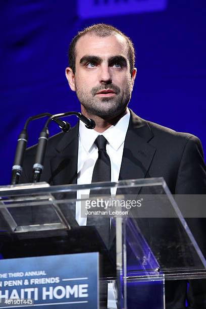 Jeff Doresy attends the 3rd annual Sean Penn Friends HELP HAITI HOME Gala benefiting J/P HRO presented by Giorgio Armani at Montage Beverly Hills on...