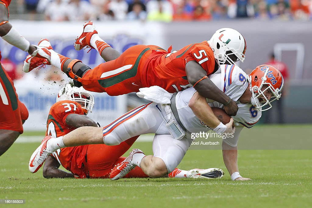 Florida v Miami : News Photo