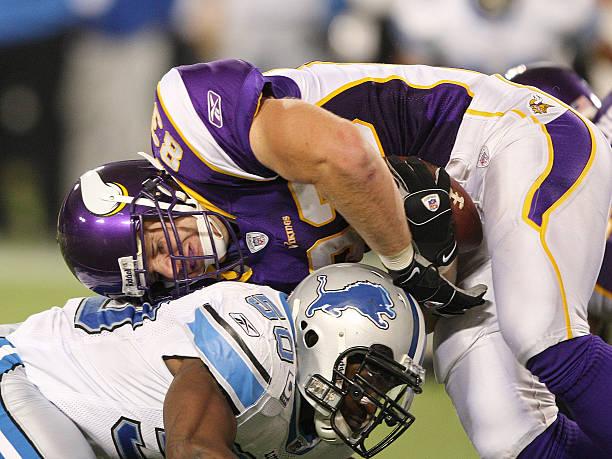 Photos Et Images De Detroit Lions V Minnesota Vikings