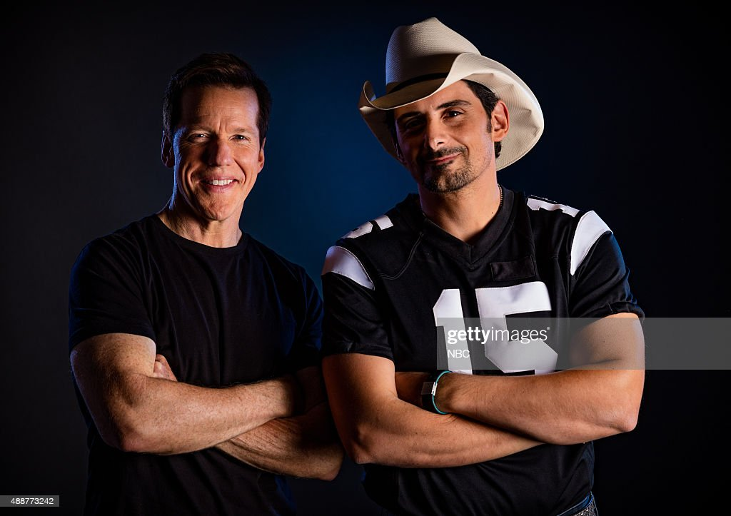 HOLLYWOOD -- 'Jeff Dunham: Unhinged In Hollywood' -- Pictured: (l-r) Jeff Dunham, Brad Paisley --