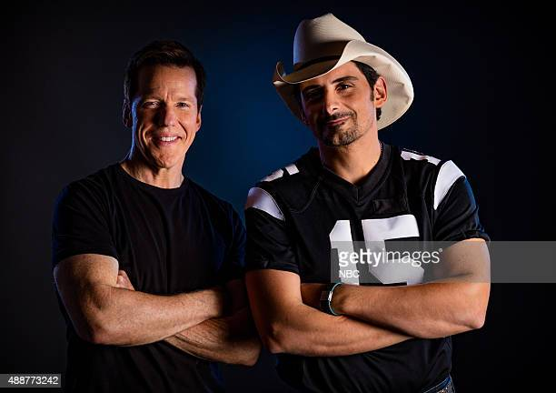HOLLYWOOD 'Jeff Dunham Unhinged In Hollywood' Pictured Jeff Dunham Brad Paisley