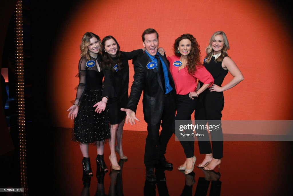 FEUD - 'Jeff Dunham vs. Ming-Na Wen and Taye Diggs vs. Caroline Rhea' - The celebrity teams competing to win cash for their charities feature comedian and ventriloquist Jeff Dunham and actress Ming-Na Wen ('Marvels Agents of S.H.I.E.L.D.' and 'Mulan'). In a separate game, family members of actor Taye Diggs and actress Caroline Rhea ('Caroline and Friends') will compete on an all-new episode, SUNDAY, JULY 8 (8:00-9:00 p.m. EDT), on The ABC Television Network. MAKENNA