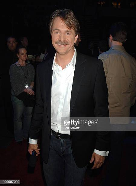Jeff Foxworthy during 2006 CMT Music Awards Backstage and Audience at Curb Events Center at Belmont University in Nashville Tennessee United States