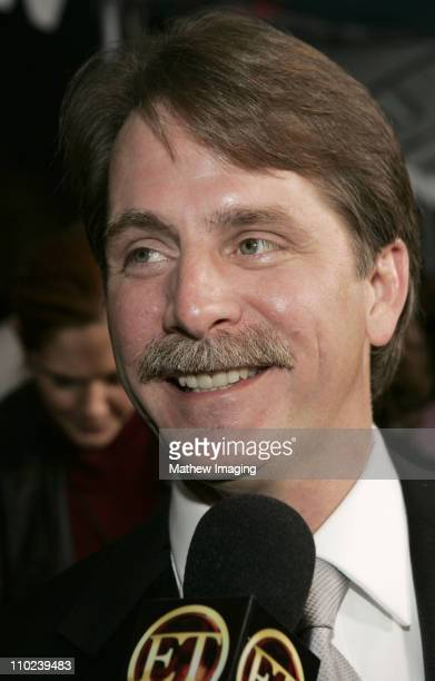 Jeff Foxworthy during 31st Annual People's Choice Awards ET and The Insider Arrivals at Pasadena Civic Auditorium in Pasadena California United States