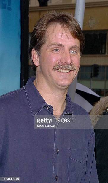 Jeff Foxworthy during 'Racing Stripes' Los Angeles Premiere Arrivals at Grauman's Chinese Theatre in Hollywood California United States