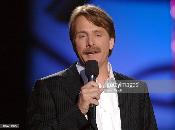 Jeff Foxworthy host during 2005 CMT Music Awards Show at Gaylord Entertainment Center in Nashville Tennessee United States