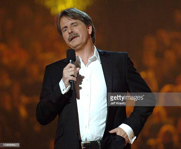 Jeff Foxworthy host during 2006 CMT Music Awards Show at Curb Events Center at Belmont University in Nashville Tennessee United States