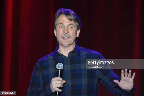 Jeff Foxworthy performs in concert at Harrah's Showroom on February 3 2018 in Atlantic City New Jersey