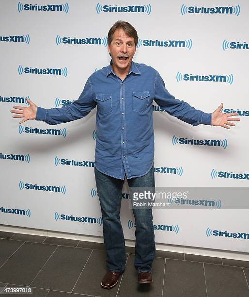 Jeff Foxworthy visits at SiriusXM Studios on May 19 2015 in New York City