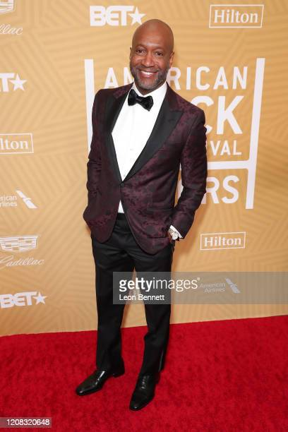 Jeff Friday attends American Black Film Festival Honors Awards Ceremony at The Beverly Hilton Hotel on February 23, 2020 in Beverly Hills, California.