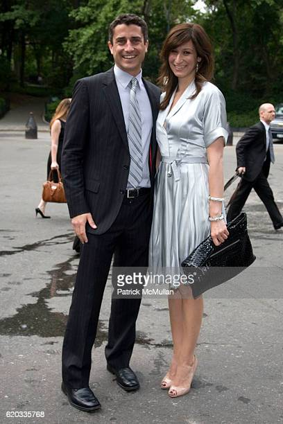 Jeff Fyre and Jennifer Ruff attend THE FRESH AIR FUND 'Salute To American Heroes' Annual Spring Gala at Tavern on the Green NYC on June 5 2008