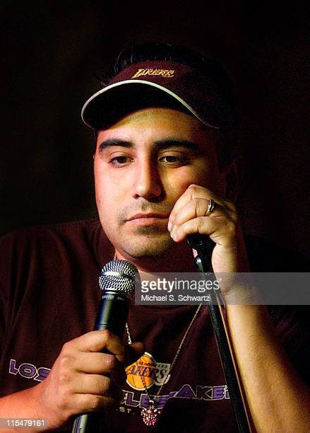 Jeff Garcia during Comedian Jeff Garcia Performs at The Jokers Comedy Club in The Commerce Casino at The Commerce Casino in Commerce, California,...