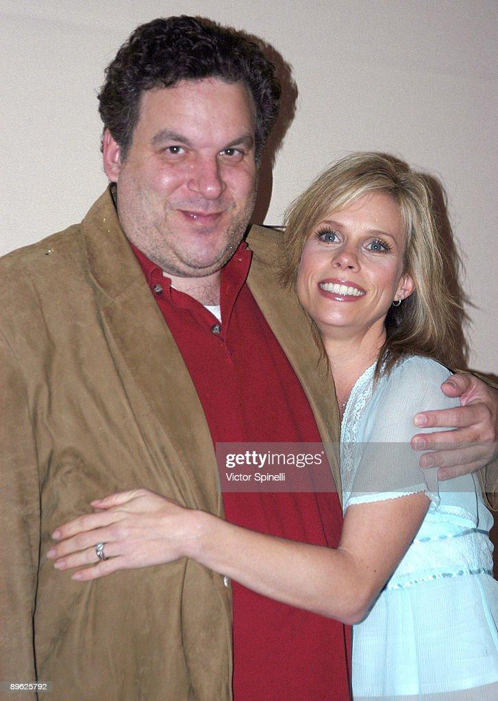 Jeff Garlin and Cheryl Hines