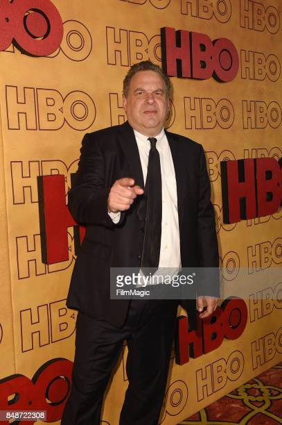 Jeff Garlin attends the HBO's Official 2017 Emmy After Party at The Plaza at the Pacific Design Center on September 17, 2017 in Los Angeles,...