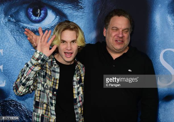 Jeff Garlin Duke Garlin attends the Season 7 Premiere Of HBO's Game Of Thrones at Walt Disney Concert Hall on July 12 2017 in Los Angeles California