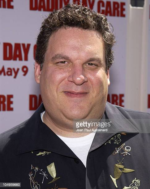 """Jeff Garlin during """"Daddy Day Care"""" Premiere Benefiting the Fulfillment Fund at Mann National - Westwood in Westwood, California, United States."""