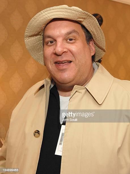 Jeff Garlin during HBO Luxury Lounge - Day 1 at Four Seasons Hotel in Beverly Hills, California, United States.