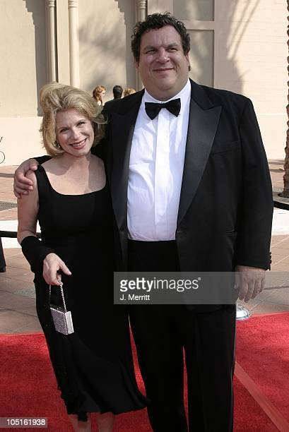 Jeff Garlin during The 55th Annual Primetime Creative Arts Emmy Awards - Arrivals at The Shrine Auditorium in Los Angeles, California, United States.