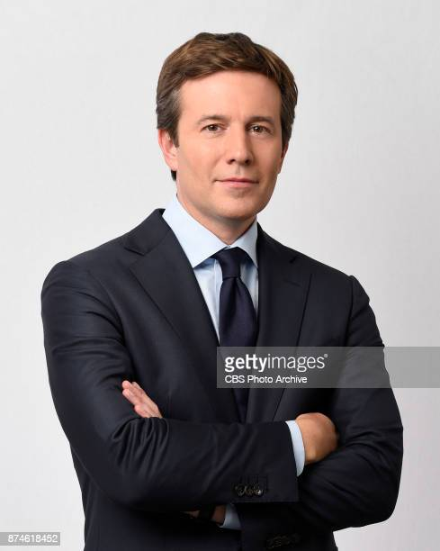 Jeff Glor CBS Evening News Anchor in New York