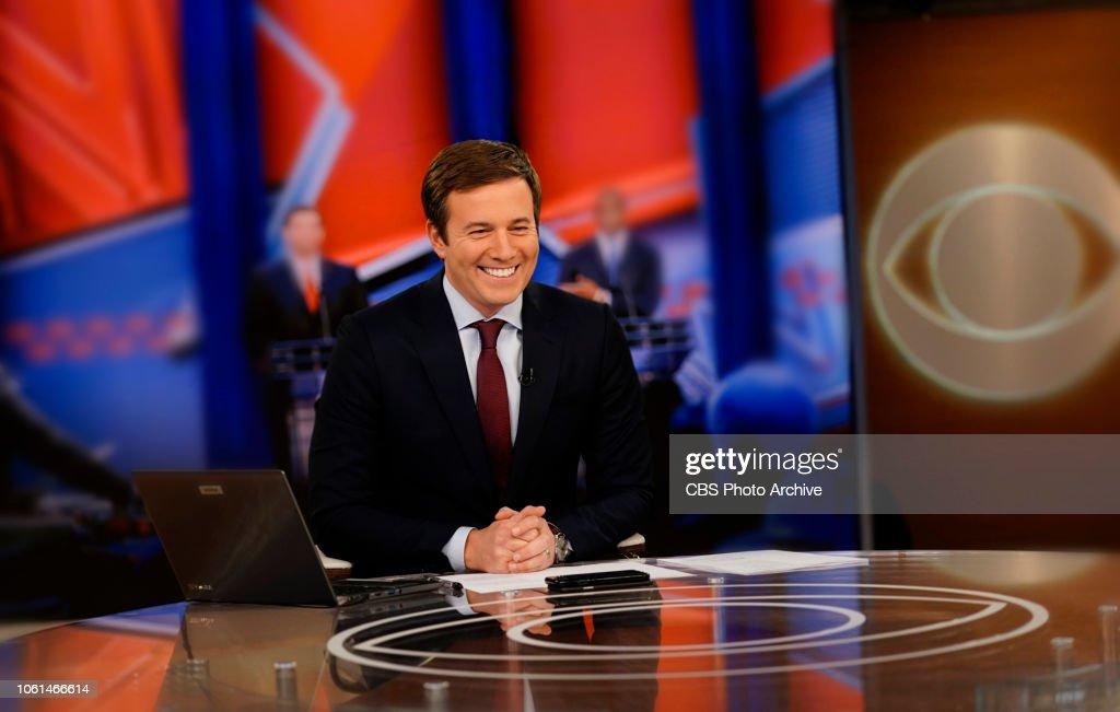CBS Evening News : News Photo