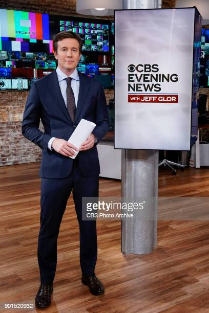 Jeff Glor of the CBS EVENING NEWS