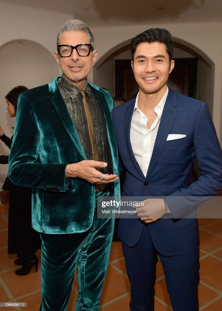 2018 GQ Men of the Year Party - Inside : News Photo