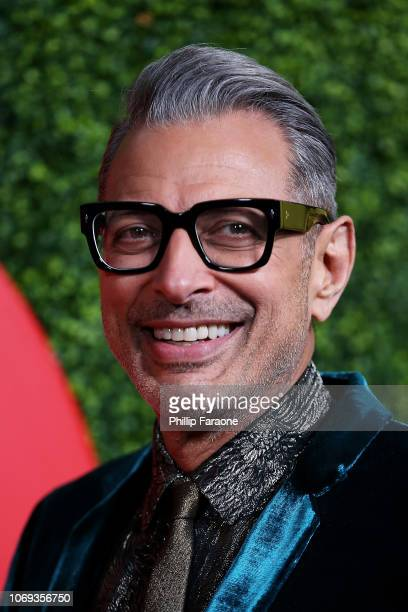 Jeff Goldblum attends the 2018 GQ Men Of The Year Party at Benedict Estate on December 6 2018 in Beverly Hills California