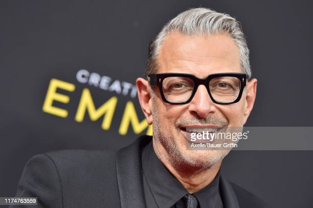 Jeff Goldblum attends the 2019 Creative Arts Emmy Awards on September 14, 2019 in Los Angeles, California.