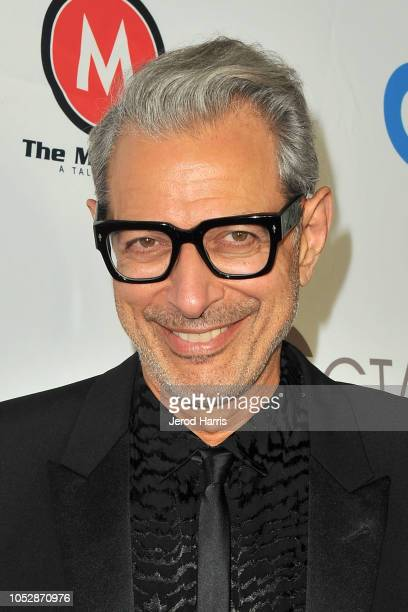 Jeff Goldblum attends the 8th Annual World Choreography Awards at the Saban Theatre on October 23 2018 in Beverly Hills California