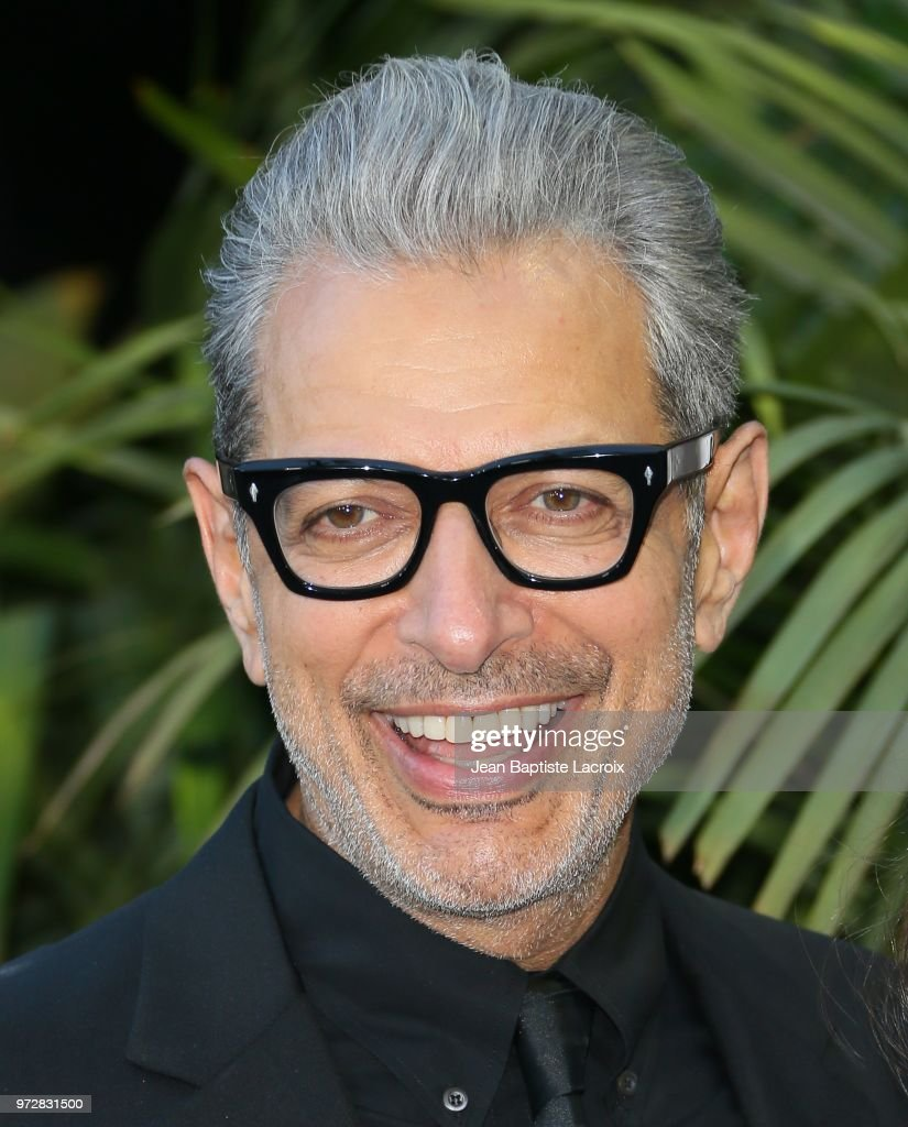 Jeff Goldblum attends the premiere of Universal Pictures and Amblin Entertainment's 'Jurassic World: Fallen Kingdom' on June 12, 2018 in Los Angeles, California.
