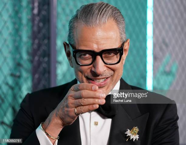 Jeff Goldblum attends Tiffany & Co. Launch of the new Tiffany Men's Collections at Hollywood Athletic Club on October 11, 2019 in Hollywood,...