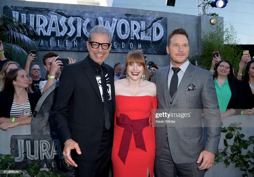 """Jurassic World: Fallen Kingdom"" Premiere"