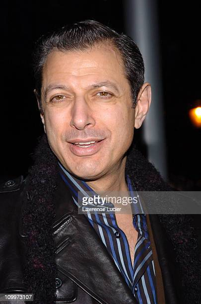 Jeff Goldblum during 4th Annual Tribeca Film Festival - Special Thanks To Roy London World Premiere - Arrivals at Regal Cinemas in New York, NY,...