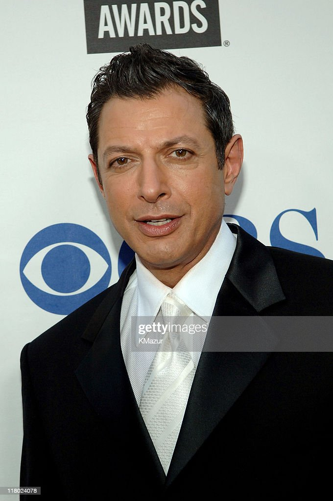 Jeff Goldblum during 59th Annual Tony Awards - Red Carpet at Radio City Music Hall in New York City, New York, United States.
