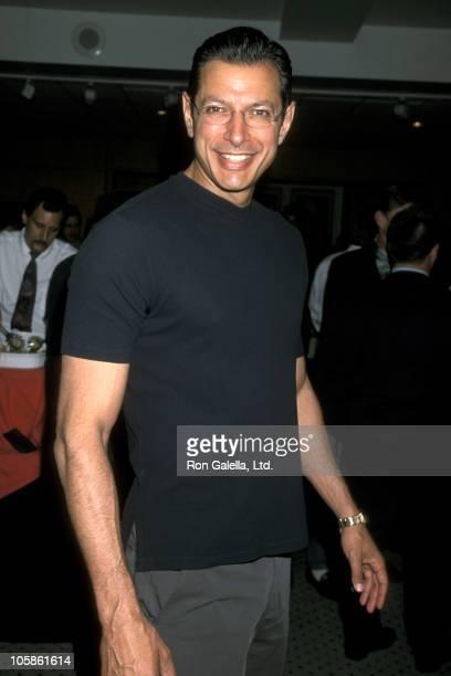 Jeff Goldblum during 'Nashville' Beverly Hills 25th Anniversary Screening at Samuel Goldwyn Theater in Beverly Hills CA United States