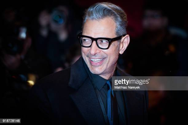 Jeff Goldblum during the 68th Berlinale International Film Festival Berlin at on February 15 2018 in Berlin Germany