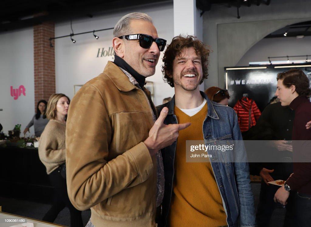 The Hollywood Reporter 2019 Sundance Studio At Sky Strada, Park City : News Photo
