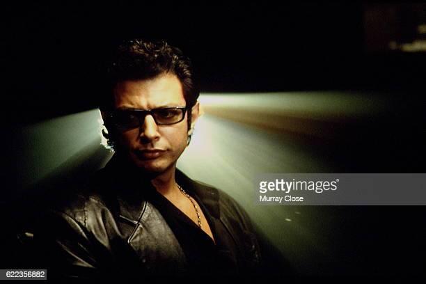 Jeff Goldblum in 1993 motional picture Jurassic Park