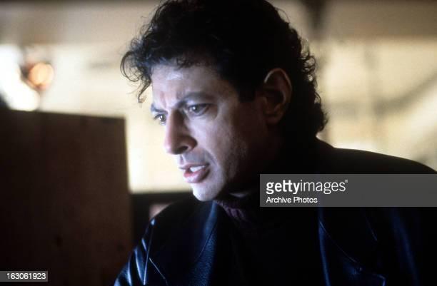 Jeff Goldblum in a scene from the film 'Hideaway' 1995