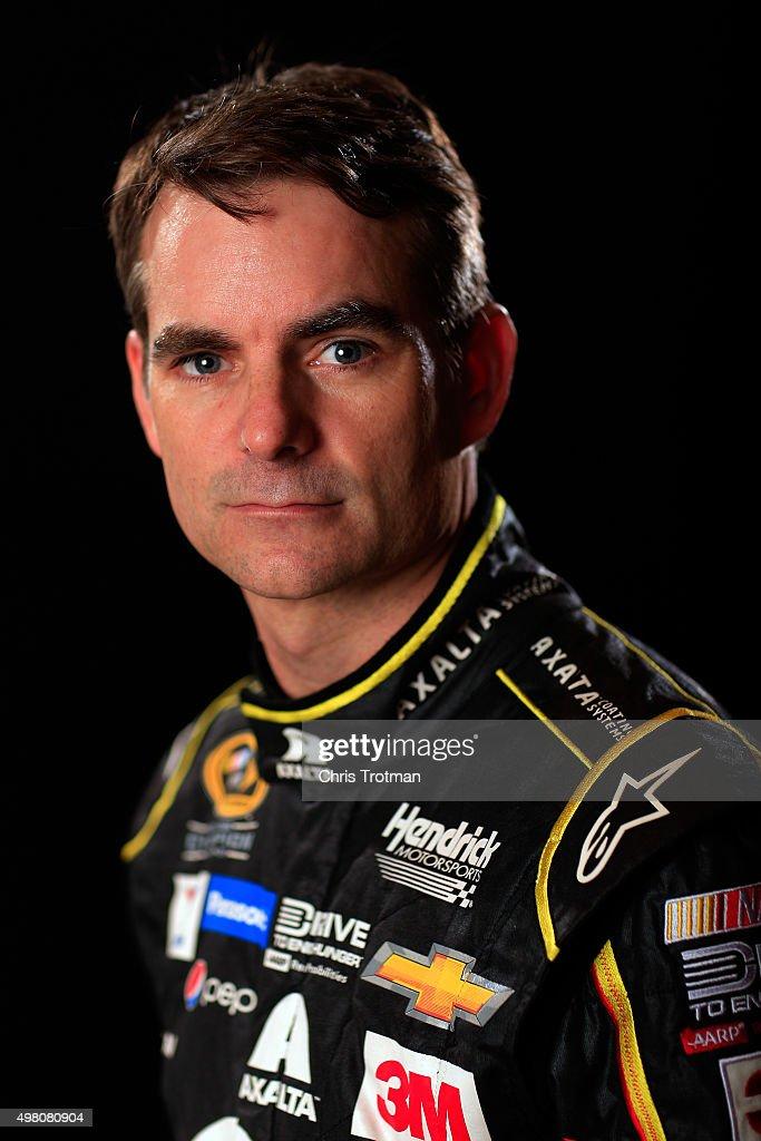 NASCAR Sprint Cup Championship 4 Media Day